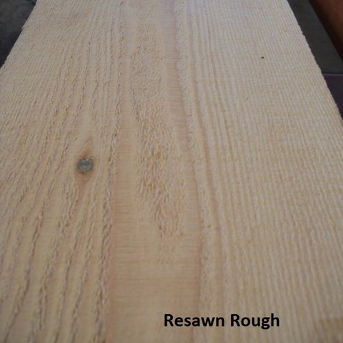 Resawn Rough