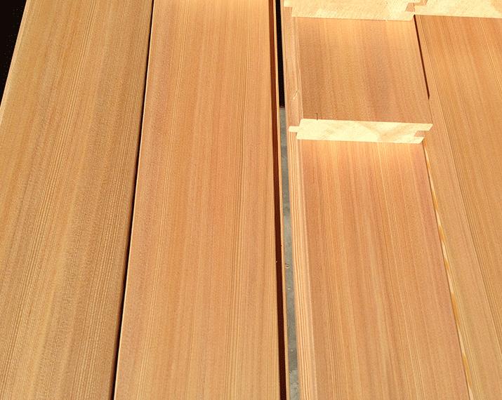 Larch Flooring